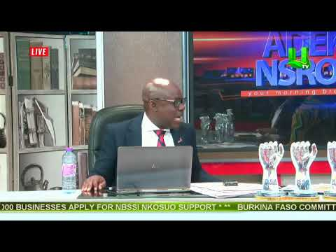 Discussion Segment On Adekye Nsroma 27/10/2020