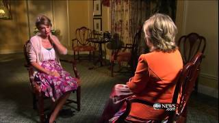 Taylor Swift Nightline Glamour Magazine Photoshoot Behind The Scenes + Interview
