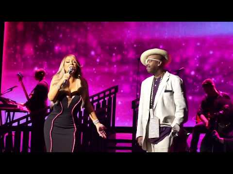 Mariah Carey - Giving Me Life - Feat. Slick Rick & Blood Orange (3/25/2019) New York, NY