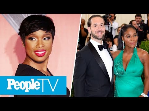 Jennifer Hudson's Protective Order Against Ex, Serena Williams & Alexis Ohanian Married! | PeopleTV