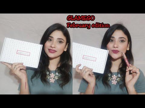 GLAMEGO BOX || India's No. 1 subscription box || shystyles