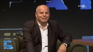 Natën me Fatmir Spahiun - Smajl Latifi & Fatmir Shehu 26.10.2020