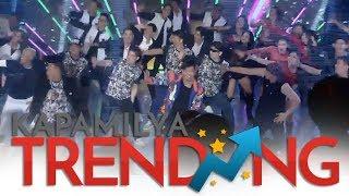 ULTIMATE THROWBACK: Mga sikat na dance groups, nagperform kasama si Jhong Hilario sa Showtime!