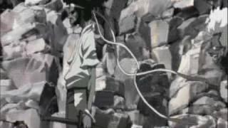 Afro Samurai-D-X-L Hard White AMV