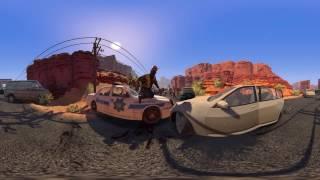 Трейлер игры Arizona Sunshine | VR 360 видео