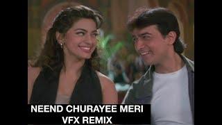 Neend Churayee Meri VFX Remix DJ JACK | VJ RAUL