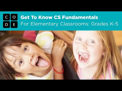 Introduction to K-5 Activities