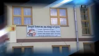 ZS im  św  Kingi w Łącku  film promocyjny