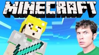 Minecraft - IRON ARMOR, FINALLY!