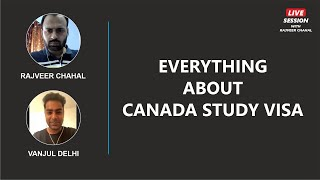 Everything About Canada Study Visa...