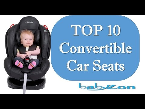 Best Convertible Car Seat 2016 – 10 TOP Rated Convertible Car Seats review by BABYZON
