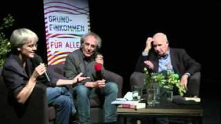 GESPRÄCHE ÜBER MORGEN Grundeinkommen und Menschen (16.10.2010), Teil 4