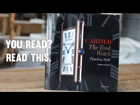 You MUST HAVE this Cartier Book | #ASKTNH 85