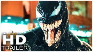 VENOM Trailer 2 Italiano (2018)
