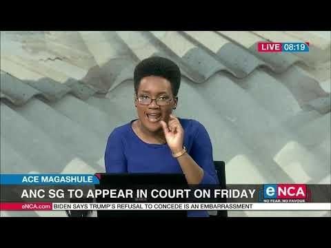ANC SG to appear in court on Friday