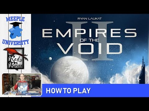 Empires of the Void II - How to Play in 29 Minutes