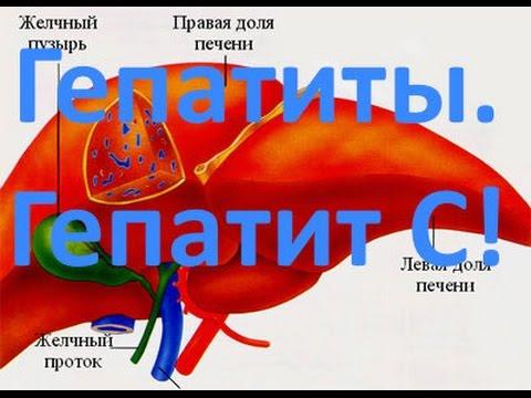 Выявление генотипов вируса гепатита с