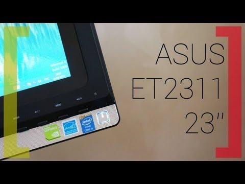 Обзор моноблока ASUS ET2311