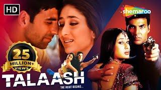 अक्षय कुमार की सुपरहिट मूवी - Filme completo de Talaash The Hun Begin - Akshay Kumar - Kareena Kapoor