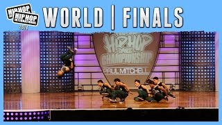 Romancon - Philippines (Adult) at the 2014 HHI World Finals