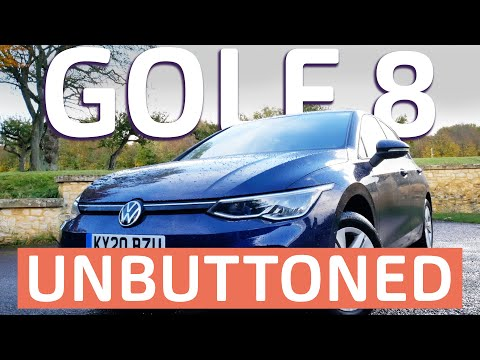 """New VW Golf Review 