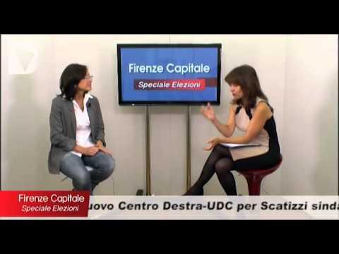 Firenze capitale - Intervista di Elisabetta Matini alla candidata a sindaco di Firenze Gianna Scatizzi.