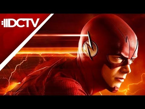 FLASH SEASON 5: Updated Powers, New Big Bad & Nora's Secret From the Future
