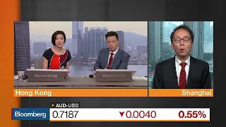 andy xie bloomberg china facing strong headwind