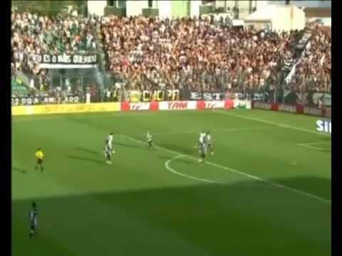 Os 53 gols do Corinthians no Campeonato Brasileiro de 2011