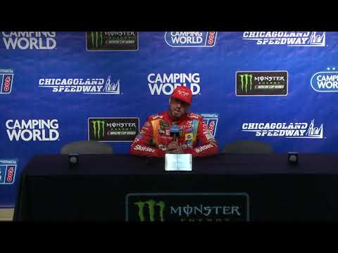 Busch on Truex: 'We're nothing alike' and he would agree