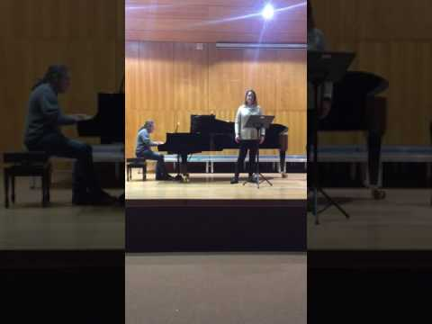 La Rondine (La canzone di Doretta) Giacome Puccini