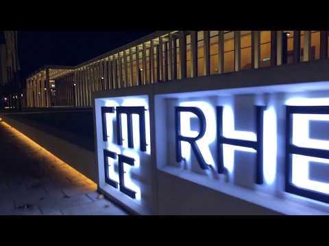 Demo Reel vom RMCC bei Nacht