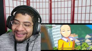 One Punch Man Vs Goku!