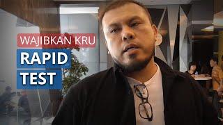 Sutradara Joko Anwar Akan Wajibkan Kru dan Pemain Film Rapid Test Covid-19 Sebelum Syuting