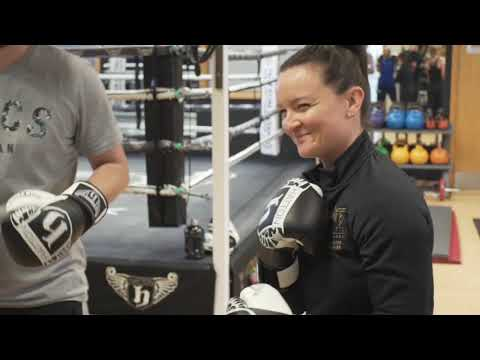 Hatton Academy online boxing for fitnes instructor course - YouTube