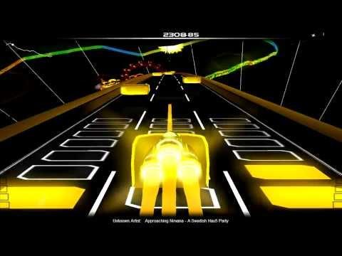 AudioSurf Approaching Nirvana - A Swedish Hau5 Party