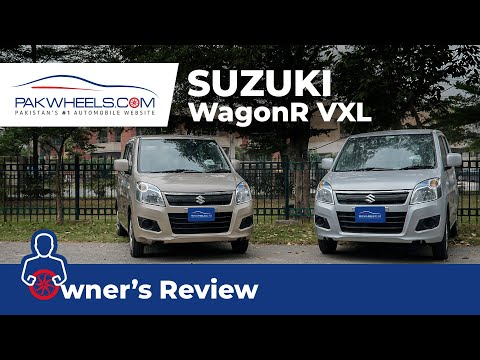 Suzuki Wagon R VXL 2016 Owner's Review: Price, Specs & Features | PakWheels