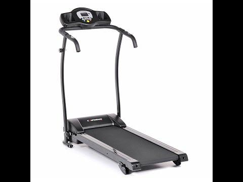 Confidence GTR Power Pro 1100W Motorized Electric Treadmill