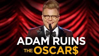 Talent Doesn't Win Oscars. Money Does. | Adam Ruins Everything