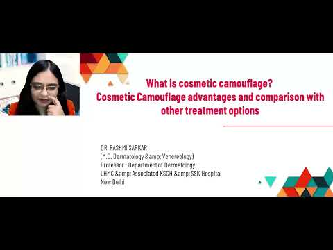 What is Cosmetic Camouflage: Cosmetic Camouflage advantages and comparison with other treatments