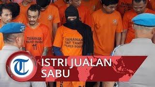 Suami Kerja Jadi Buruh, Ibu Rumah Tangga di Bogor Ditangkap Polisi karena Jadi Pengedar Sabu