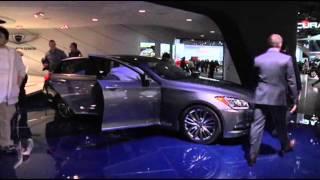 Gadgets Galore at Detroit Auto Show