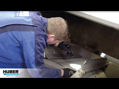 Video: HUBER Service- und Wartungsverträge