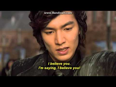 [Boy Over Flowers] Goo Jun Pyo Protect And Save Jandi [Eng Sub]