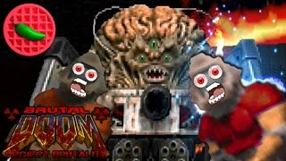 TELEPORTATION CONFUSION! -- Project Brutality Mod Co-op (Final Doom Part #10)