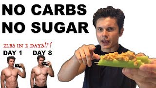 I Quit Carbs & Sugar For 7 DAYS | My Experience