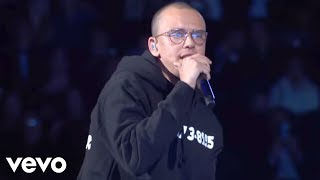 Logic - 1-800-273-8255 (LIVE From The 60th GRAMMYs ®) ft. Alessia Cara, Khalid