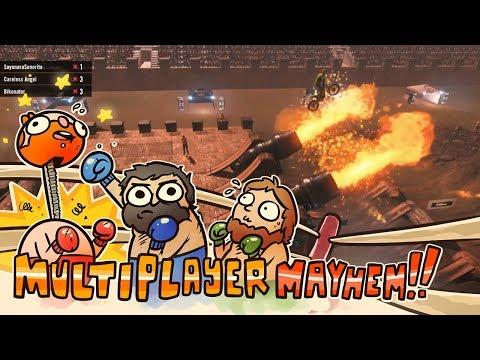 Multiplayer Mayhem - Trials Rising