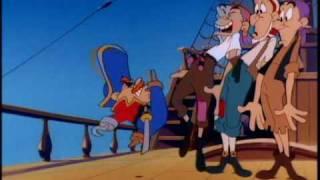 Animaniacs - Pirate Captain Mel