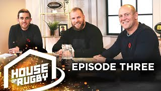 James Haskell & Mike Tindall on England's WhatsApp group and Ireland's failings | House of Rugby #3
